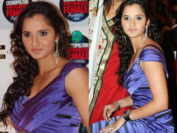 Sania Mirza: Before N After Marriage - Boldsky com