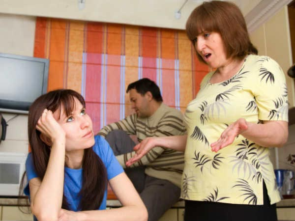 5 Common Lies To Tell Your Mom-In-Law