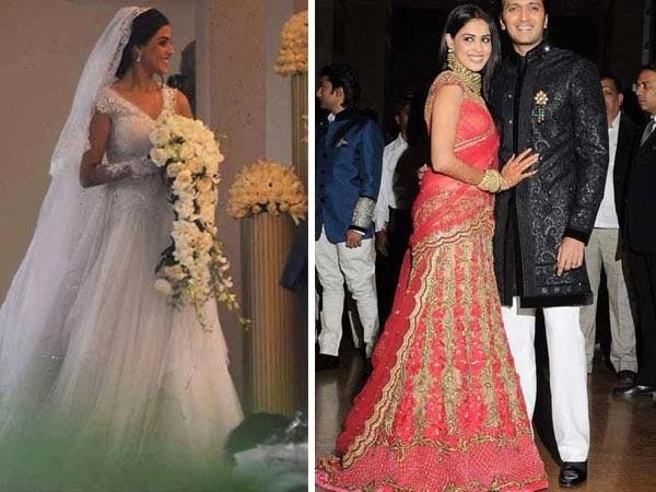 Bollywood's Best-Dressed Brides In 2012 - Boldsky.com
