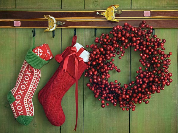 Christmas Wall Decorations And Ideas