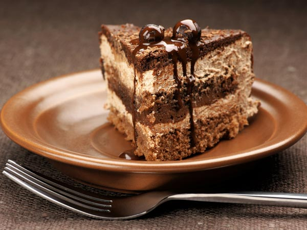 Chocolate Whiskey Cake