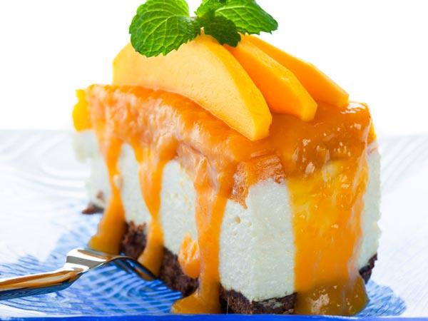 Cake Recipes With Mango Puree