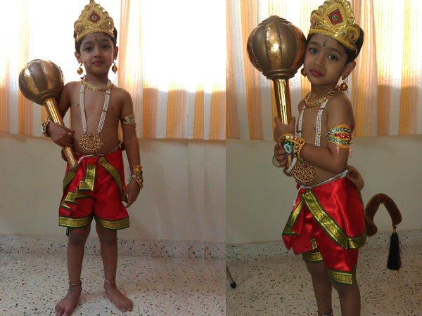 Fancy Dress Ideas For Boy Kid India