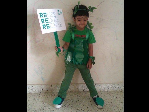 Kids Onion Costume