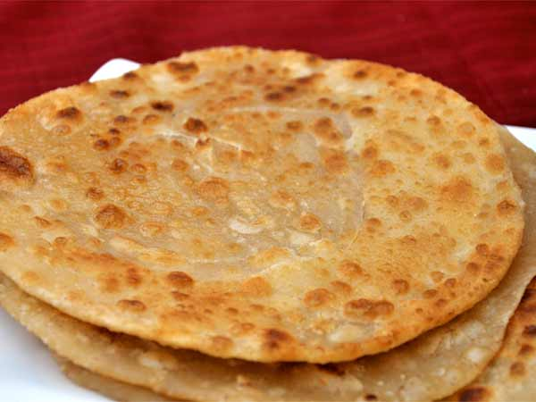 Fastest Way To Make Aloo Parathas!