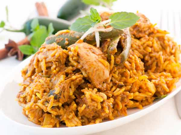 10 rice recipes for main course for Rice recipes to go with fish