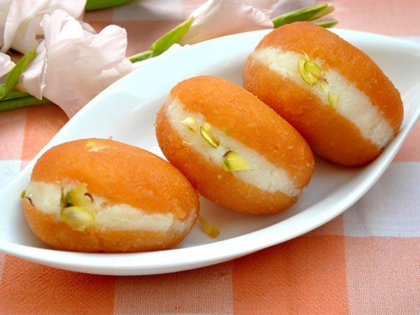 Malai Chum Chum: Sweet Dish