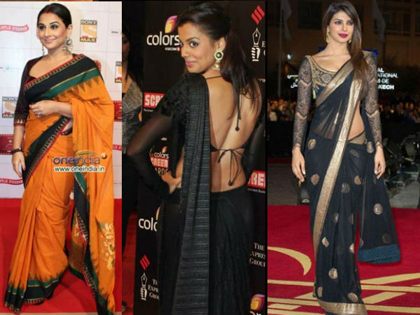 24 Celebs In Traditional Outfits Boldsky Com