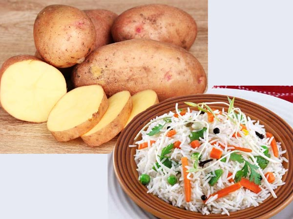 Potatoes Vs Rice: The Healthier Choice?