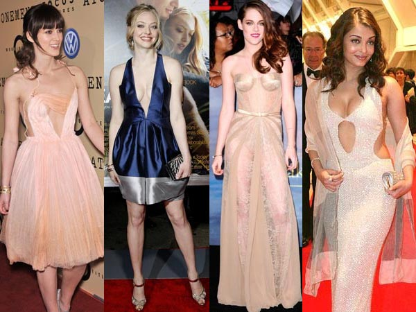most revealing red carpet dresses ever boldskycom