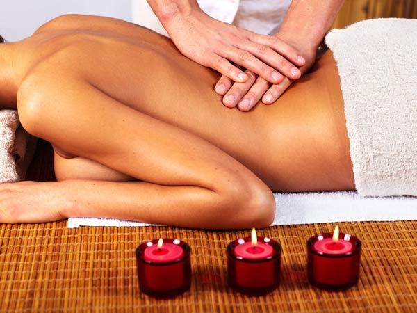 weight loss body massage