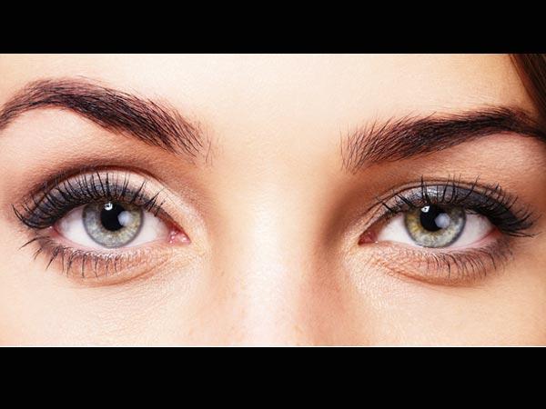Home Remedies To Get Rid Of Sunken Eyes - Boldsky.com