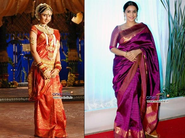 Indian traditional dresses of different states