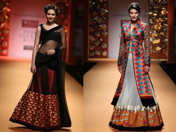 Latest Designs Of Kurtis By Manish Malhotra