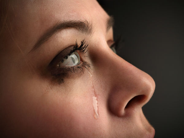 Know Why Tears Are Beneficial