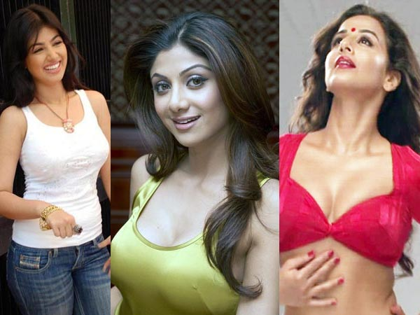Hot female celebrities with big boobs Celebrities With Bigger N Heavy Breasts Boldsky Com
