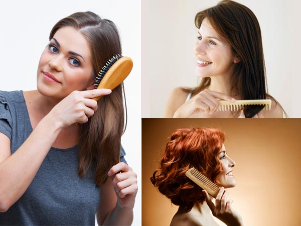 Healthy combing techniques for your hair boldsky combing techniques for thick hair urmus Choice Image