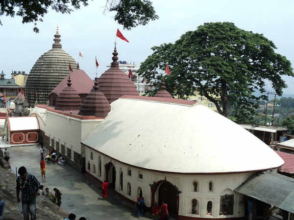 Kamakhya Temple: Story Of Bleeding Devi