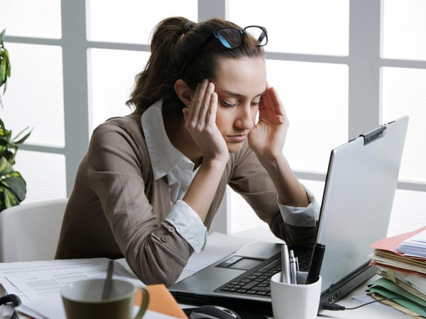 stress at work place Stress reactions may result when people are exposed to risk factors at work this can include psychosocial and/or physical hazards, and may be emotional, cognitive, behavioural and/or physiological in nature.