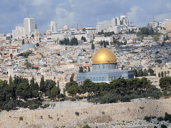 Jew Detector: Jerusalem Holy Land