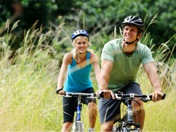 Different Cycling Exercises To Stay Fit - Boldsky.com