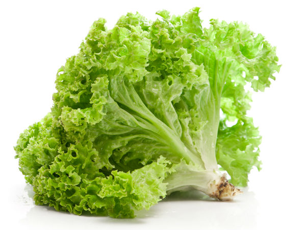 Health Benefits Of Crunchy Lettuce