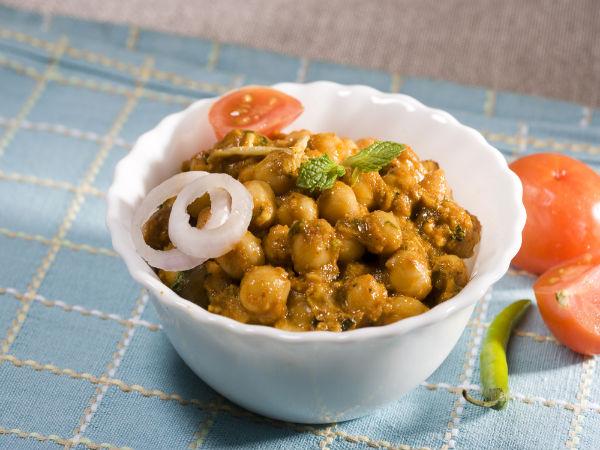 Recipes of Sindhi Food Sindhi Chole Masala Recipe