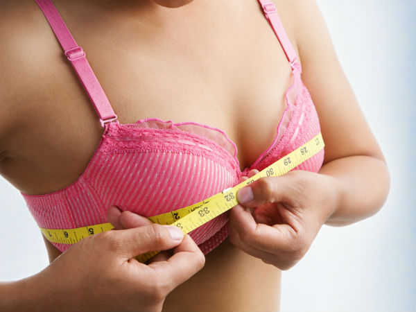 Decrease Breast Size Naturally: Remedies