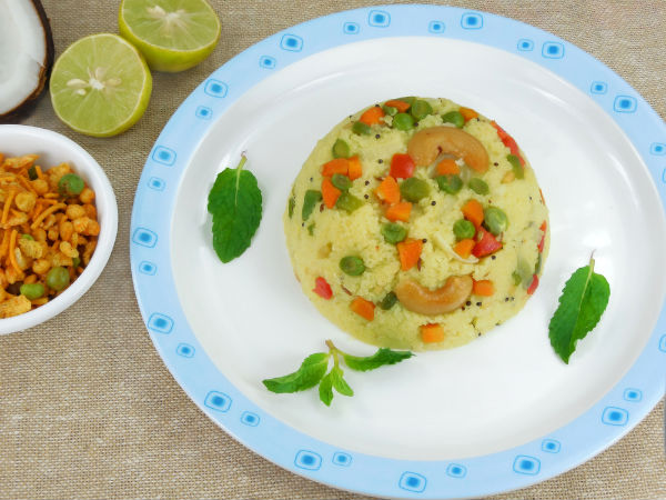 Upma: A Low Calorie Breakfast Recipe