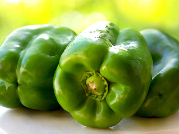 5 Healthy Reasons To Eat Capsicum