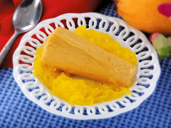 Kids Special Mango Kulfi Recipe