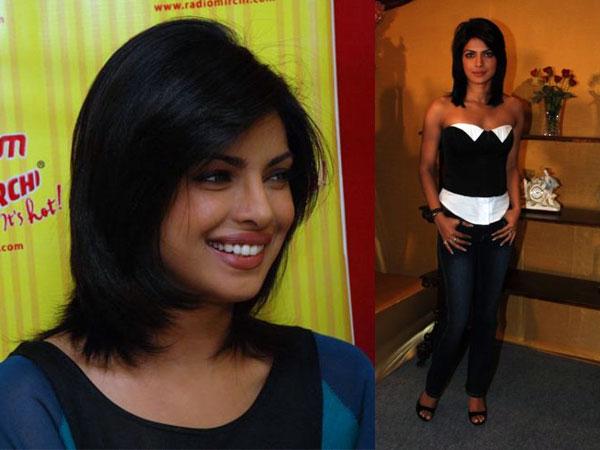Style Evolution Of Priyanka Chopra Boldsky Com