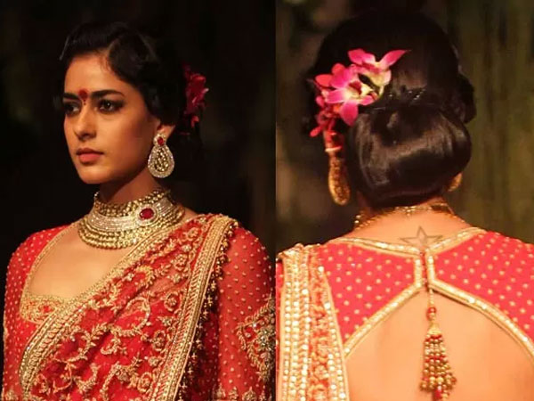 Bollywood Fashion N Beauty: Trending Traditional Indian Hairstyles