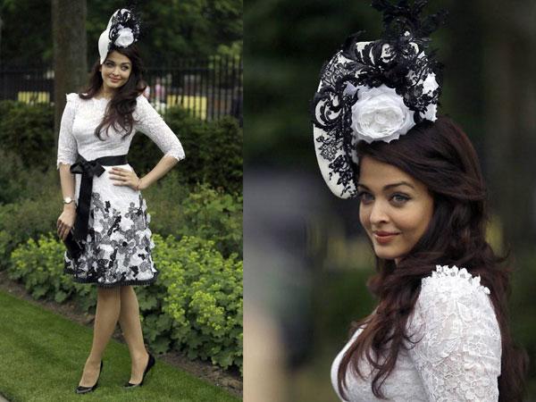 Aishwarya Rai Stuns At Royal Ascot Race Boldsky Com