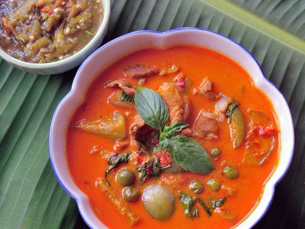 Thai Red Curry With Vegetables - Boldsky.com