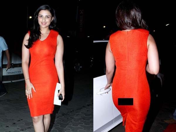 Wardrobe Malfunction Of Bollywood Celebrities - Boldsky.com