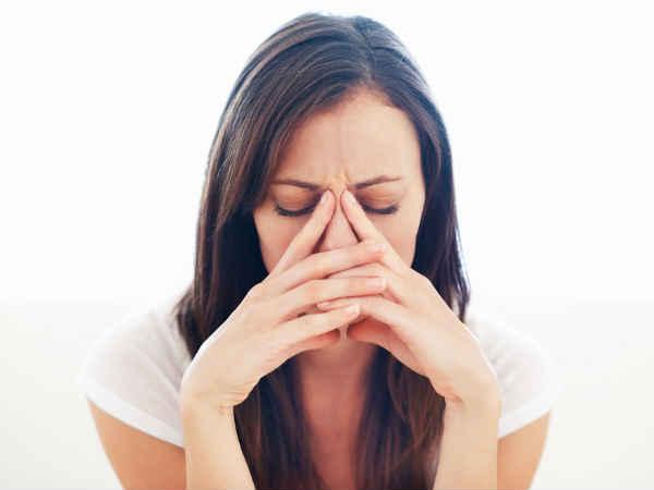 Medical Causes Of Sunken Eyes - Boldsky.com