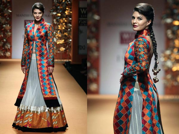 Bollywood Fashion N Beauty: Celebs In The Best Manish Malhotra Lehengas