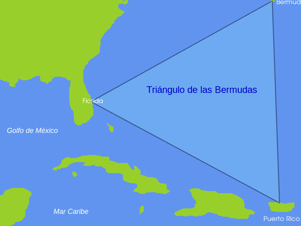 Bermuda Triangle Survivor!