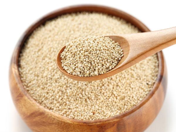 Why quinoa