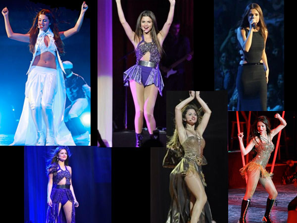 selena gomez stars dance tour, selena gomez stars dance tour dresses, stars dance tour opening night
