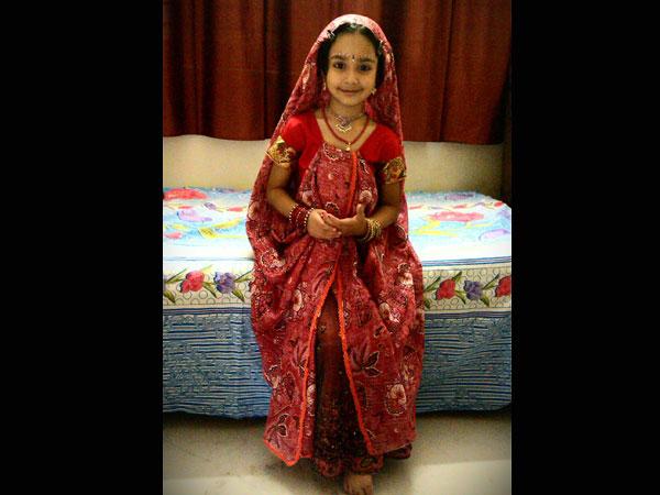 347ce9d09 Baby Krishna Costumes For Janmashtami - Boldsky.com