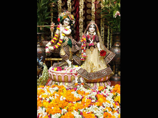Decorate Krishna Janmashtami Decorations Janmashtami