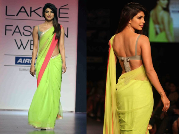 Best Hairstyles To Try With Saree - Boldsky.com