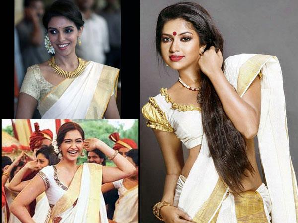 Commit error. Kerala girls saree are also