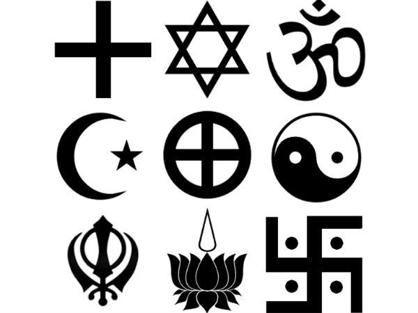 Religious Symbols And ...