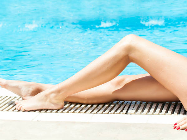 Beauty Tips For Glowing Legs