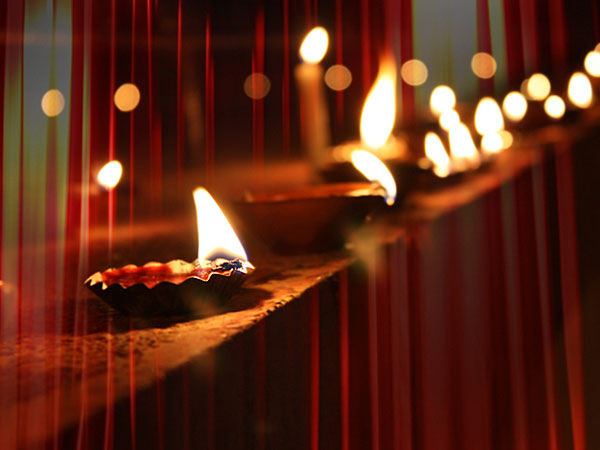 Lighting ideas for a bright diwali Home decorations for diwali