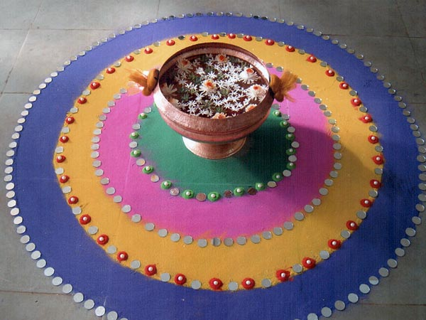 Rangoli Designs For Diwali Decorations Boldsky Com