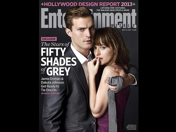 Fifty shades of grey on entertainment weekly magazine for What kind of movie is fifty shades of grey
